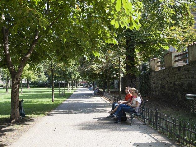 Park za Portheimkou