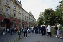 V rámci Dnů evropského dědictví byla o víkendu poprvé v historii zpřístupněna veřejnosti pražská Invalidovna – rozsáhlý barokní objekt, postavený v letech 1731–37 pro ubytování válečných invalidů.