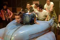Představení Pomáda v divadle Kalich