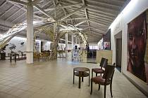 Multikulturní prostor Jatka 78 v tržnici v Holešovicích.