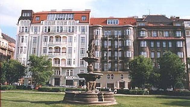 Náměstí 14. října v Praze