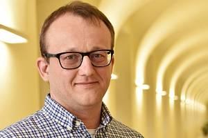 Novým generálním ředitelem Národní knihovny bude Tomáš Foltýn (na snímku z 2. února 2021).