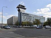 Sídlo České telekomunikační infrastruktury (CETIN) na Žižkově.