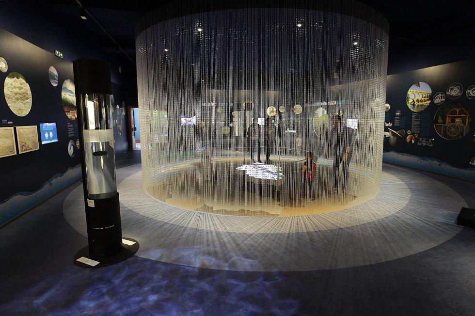 Nové expozice v Národním zemědělském muzeum Voda v krajině, Myslivost, Objevovna a Terasa s piknikovým trávníkem.