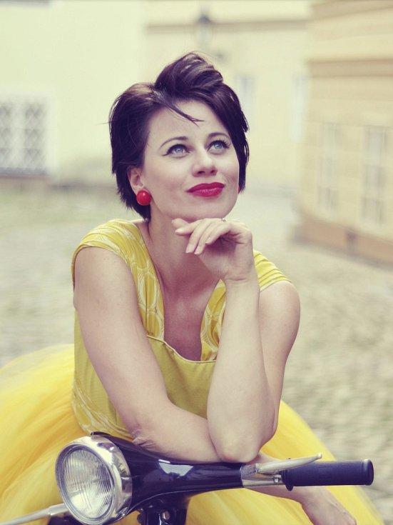 Dáša Zázvůrková bude hostem nedělního 4. kola soutěže Pianista roku.