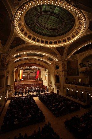 Symfonický orchestr FOK oslaví vroce 2014osmdesátku.
