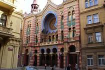 Synagoga v Jeruzalémské.