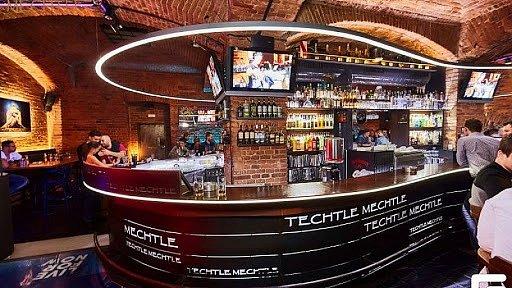 Klub Techtle Mechtle v Praze