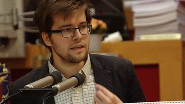 Jakub Michálek.
