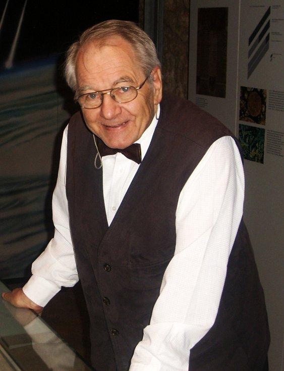 Jiří Březina v roce 2008.
