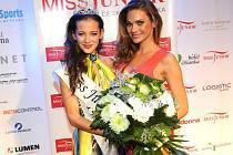 Miss Junior ČR Andrea Žiačiková a Andrea Verešová