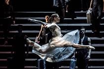 Generální zkouška baletu Chvění.