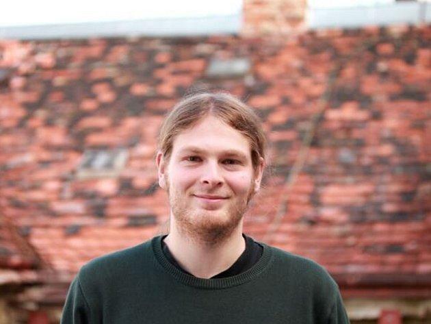 Marek Bělor.