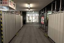 Dopravní podnik hlavního města Prahy (DPP) otevřel jižní vestibul stanice metra Budějovická na lince C.