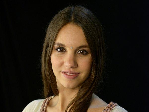 Michaela Doubravová hraje vmujzikálu divadla Kalich Mauglí.