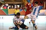 Český akademický futsalový tým porazil na MS 2016 Argentinu 3:1!