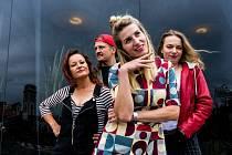 Oblíbená kapela Gaia Mesiah vystoupí na holešovickém Výstavišti.