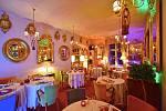 Takhle vypadá restaurace Rio's na Vyšehradě, kde se sešli ministr zdravotnictví Roman Prymula (za ANO) a šéf poslaneckého klubu vládního hnutí Jaroslav Faltýnek.