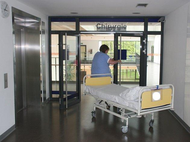 Nemocnice. Ilustrační foto.