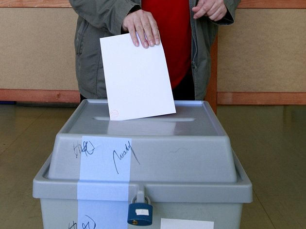 Referendum. Ilustrační foto.
