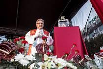 Oslavy svátku sv.Václava.