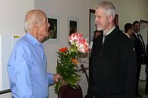 Oslava 90. narozenin majora Korola