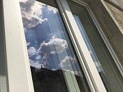 Kontrolní den rekonstrukce Paláce Svět. O podobě oken se vede debata s památkáři.