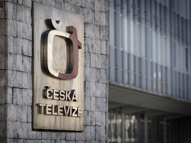 Česká televize. Ilustrační foto.