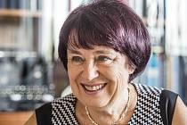 Vědkyně Eva Syková.