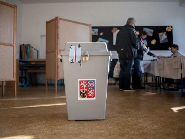 Volby na Praze 11.