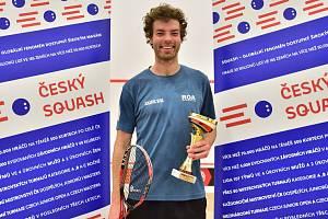 Vítěz Czech Open – Belgičan Jan Van Den Herrewegen.