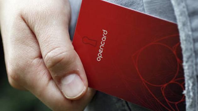 MĚSTSKÁ HROMADNÁ OPENCARD. Jednu anonymní opencard může využívat pro cesty MHD více lidí.