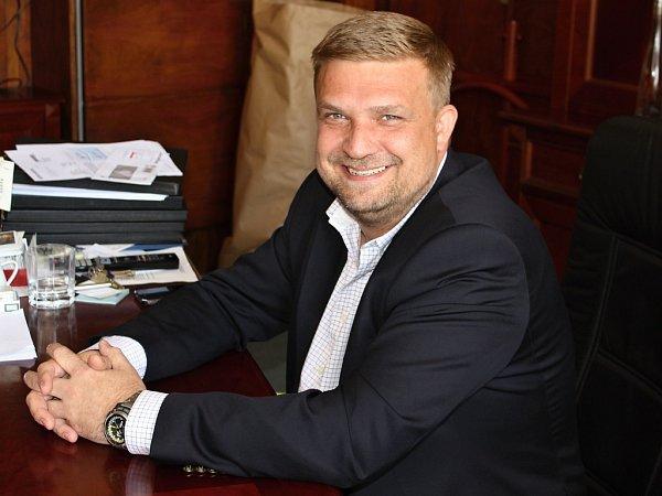 Marek Ječmének, starosta Prahy 7.