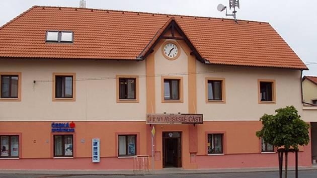 Úřad městské části Praha - Vinoř.