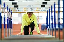 ATLET OLYMPU Adam Sebastian Helcelet startuje směrem k vynikajícím výkonům v roce 2015.