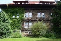 Čapkova vila. Ilustrační foto.