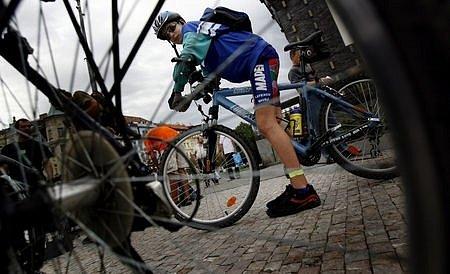 Při budování nových cyklostesek pomohou dotace z evropských fondů.