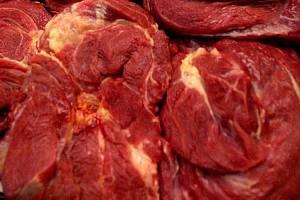Hovězí maso. Ilustrační foto.