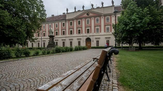 Barokní areál Invalidovny