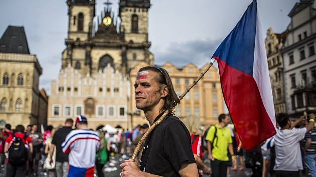 Praha se v roce 2015 stala sportovním stánkem, když se tam konalo hokejové mistrovství světa. Příští rok by se měli Pražané do sportu aktivně zapojit.