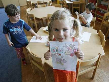 Nové majitelky mateřinky chtějí děti nejen hlídat, ale i vzdělávat./Ilustrační foto.