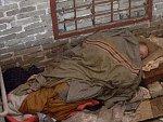 Další mrtvola. U pražského hlavního nádraží byl nalezen mrtvý bezdomovec