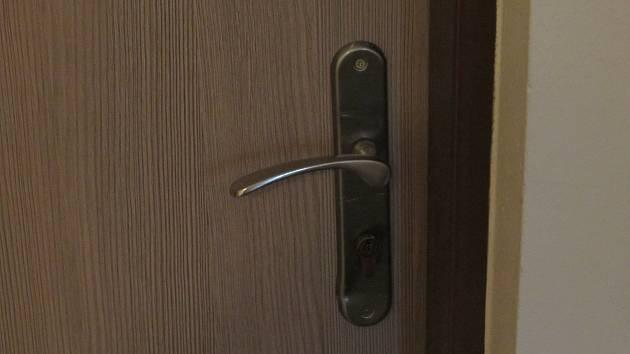 Dveře. Ilustrační foto.