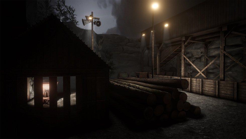 Hru Arachnoid ve virtuální realitě z dílny DIVR si mohou zájemci vyzkoušet v Praze.