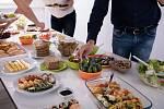 Catering. Ilustrační foto.