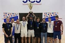 Strahovský klub v minulých dnech oslavil jubilejní dvacátý mistrovský titul.