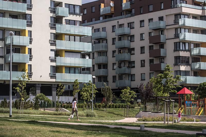 Majitelé domů a bytů nesmějí zapomenout každý rok zaplatit daň z nemovitosti.