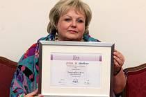 Vítězka soutěže Žena regionu 2013 Lenka Šťastná po padesátce přemýšlela, kam se profesně posune. Zvolila netradiční cestu z úspěšné manažerky v bance se vydala do neziskového sektoru.