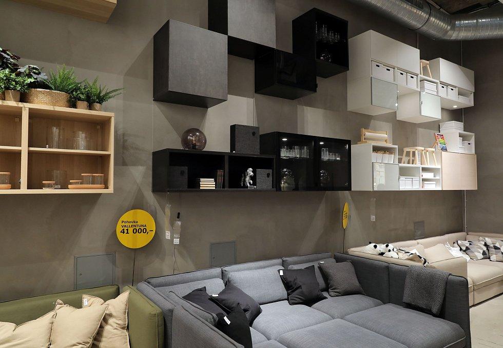 Nová prodejna IKEA na Václavském náměstí se otevírá 20.září.