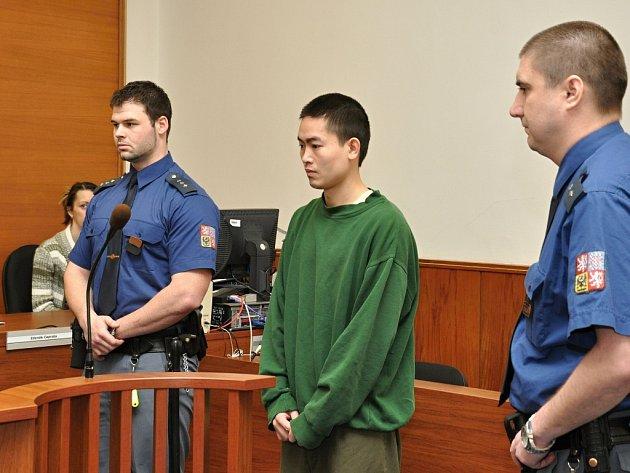 Z vraždy se před Krajským soudem v Praze zpovídal 27letý Vietnamec Nguyen Ba Thinh, který ubodal 30letého krajana. Stalo se to 25. dubna 2014 večer v domě v Sokolovské ulici v Libni.
